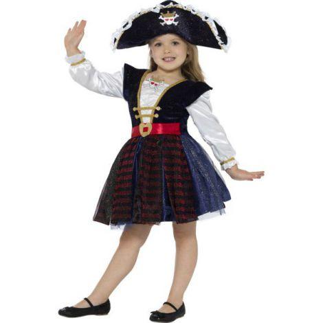 Costum piratesa deluxe