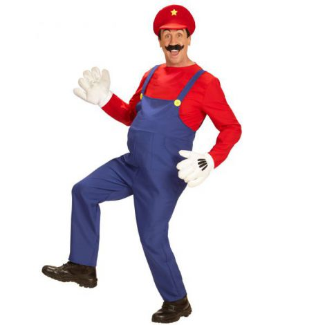 Costum mario adult