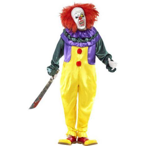 Costum clown horror film it