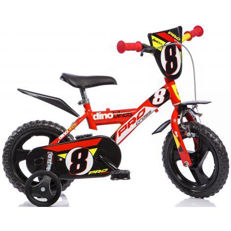 "Bicicleta 12"" dino bikes varsta intre 3 - 5 ani"