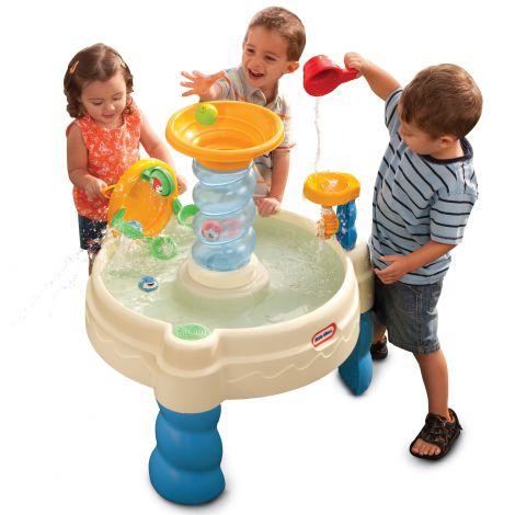 Masuta de joaca cu apa Spirala