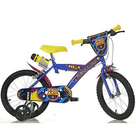 Bicicleta fc barcelona 14 - dino bikes-143fcb