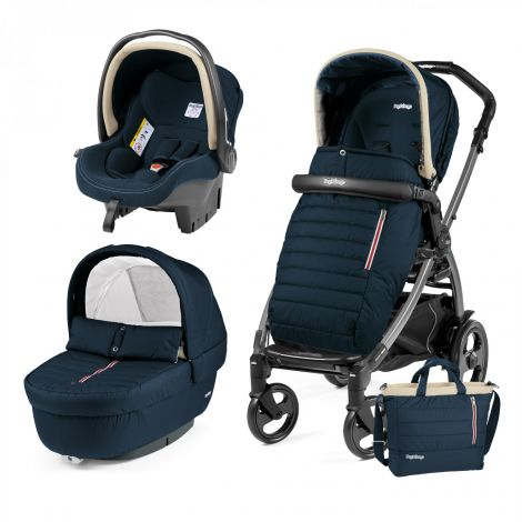 Carucior 3 in 1, Peg Perego, Book 51 Titania Breeze