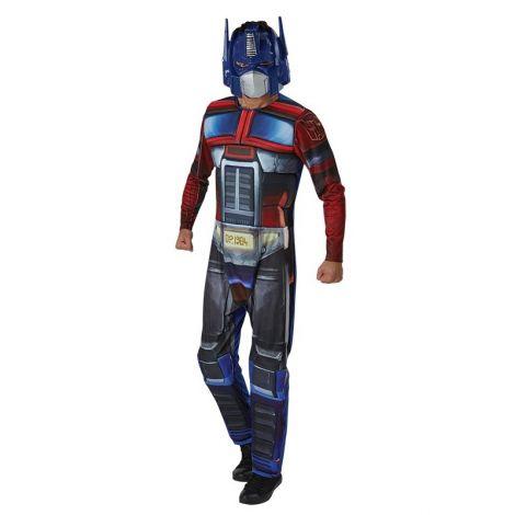 Costum optimus prime adult