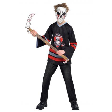 Costum hochei horror 11-13 ani