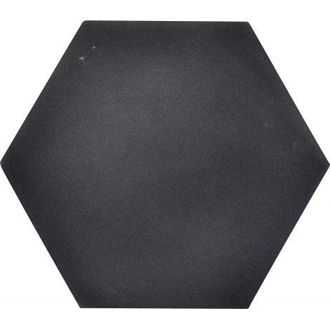 Panou hexagonal gri antracit 20 mm pentru reducerea zgomotului in clasa
