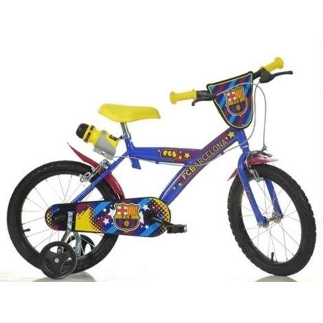 Bicicleta fc barcelona 16 - dino bikes-163fcb