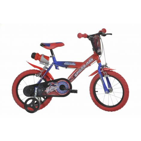 Bicicleta copii 16 spiderman