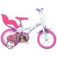 Bicicleta Barbie 12 - Dino Bikes 612BA