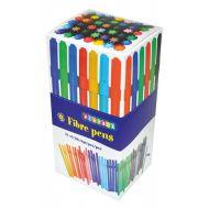Set 42 carioci varf subtire - Playbox