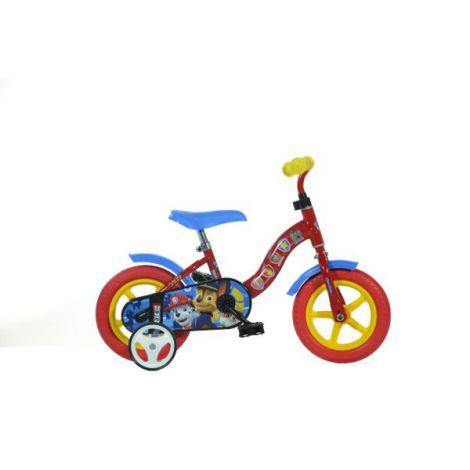 Bicicleta copii 10 - paw patrol