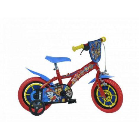Bicicleta copii 12 - paw patrol