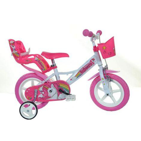 Bicicleta copii 12 - unicorn