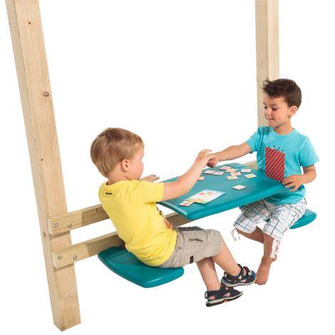 Masuta cu scaunele set KBT pentru spatiile de joaca