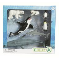 Set 7 figurine Viata Marina - Collecta
