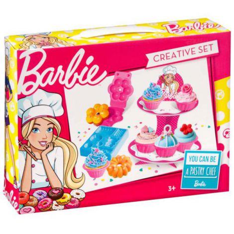 Barbie set cofetarie