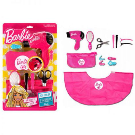 Barbie set coafor