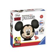 Puzzle 3D Mickey Mouse, 72 Piese