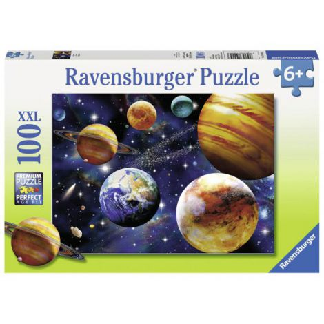 Puzzle Univers, 100 Piese