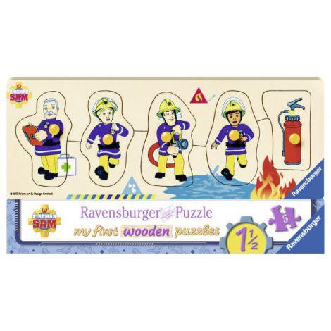 Puzzle din lemn pentru copii de 2 ani 5