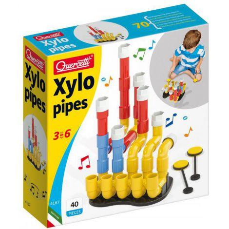 Joc de construit si cantat Xylopipes QUERCETTI 4167