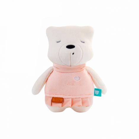 Ursulet myHummy Suzy Premium + cu aplicatie pentru mobil si senzor de somn