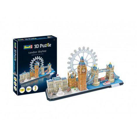 Revell 3d puzzle londra