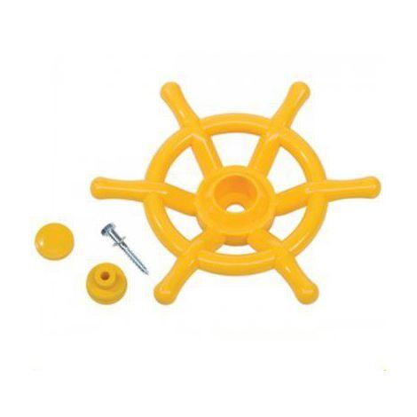 Timona galbena Din Plastic Pentru Spatii De Joaca KBT