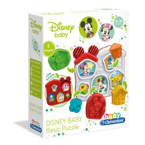 Puzzle interactiv Disney Baby