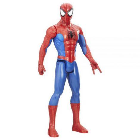 Hasbro Figurina Spiderman De 30 De Cm Din Seria Titan Hero Series De La Marvel imagine