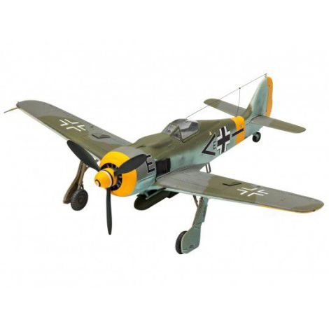 Revell model set focke wulf fw190 f8