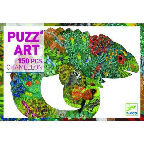 Puzzle Djeco Cameleon imagine