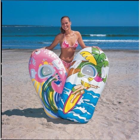 Bestway - Placa Surf Gonflabila Color Splash