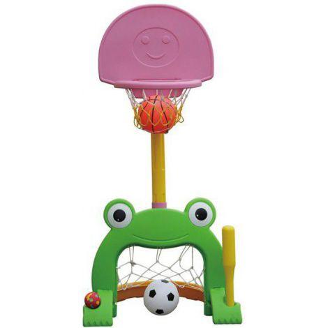Cos Basket Si Poarta Fotbal Million Baby imagine