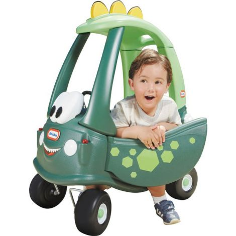 Masina dino cozy coupe - little tikes-173073