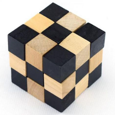 Puzzle mini lemn model 2