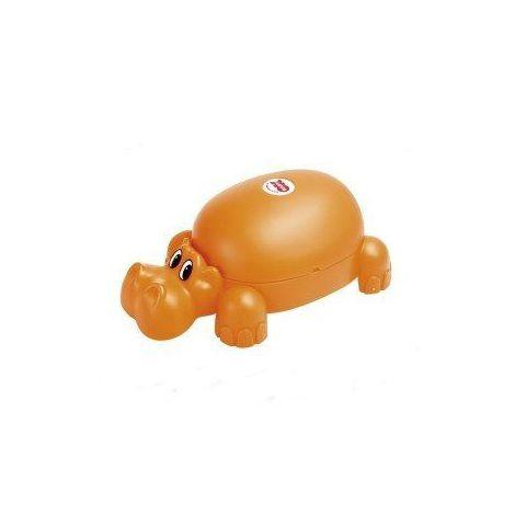 Olita hipopotam - okbaby - 783-portocaliu