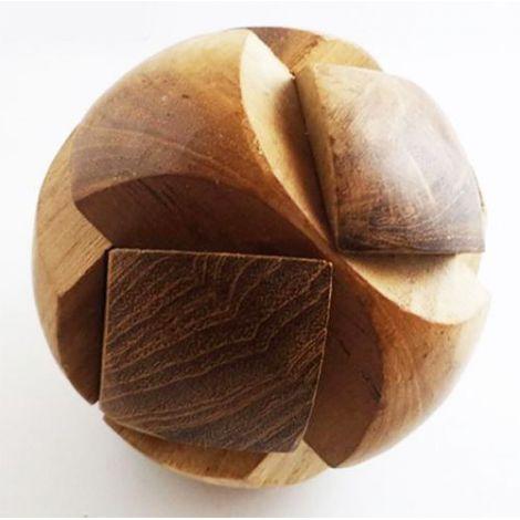 Puzzle mini lemn model 3