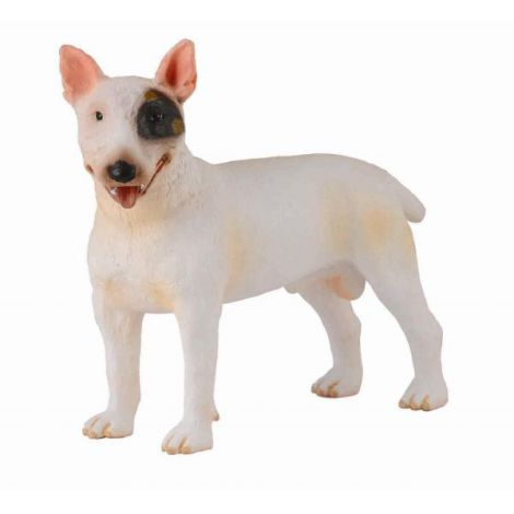 Caine Bull Terrier mascul - Collecta