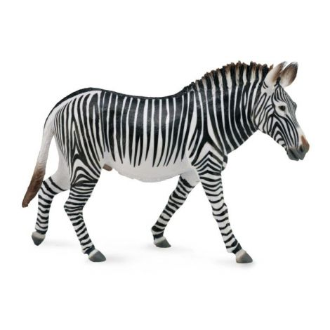 Figurina Zebra Grevy XL Collecta