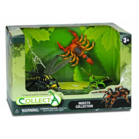 Set 3 figurine Insecte - Collecta