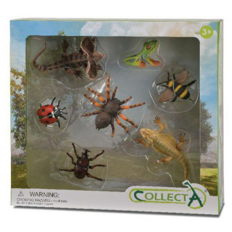 Set 7 buc Insecte - Collecta