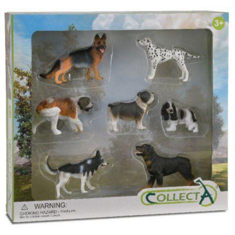 Set 7 figurine Catelusi - Collecta