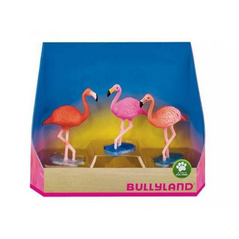 Set Flamingo - 3 figurine