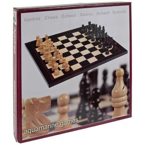 Black series chess game