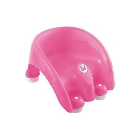 Suport ergonomic pouf - okbaby-833-roz inchis