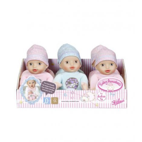 Baby Annabell - Bebelus 22 Cm imagine