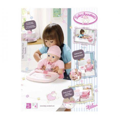 Baby Annabell - Scaunel De Masa imagine