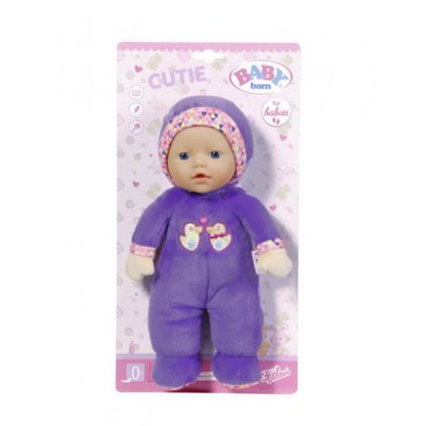 Baby Born - Bebelus Mov 26 Cm imagine