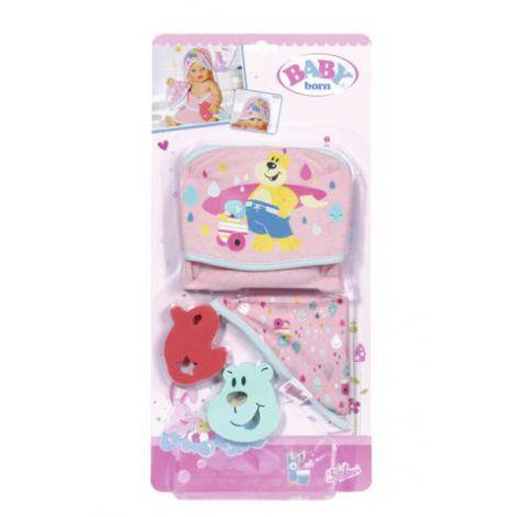 BABY born - Set prosopele baie